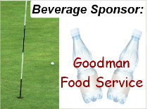 Golf Tournament Beverage Sponsor