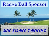 Range Ball Sponsor Tropical Green