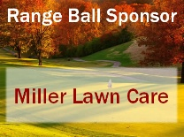 Range Ball Sponsor Fall Scene