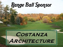 Range Ball Sponsor Green Fairway