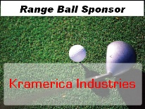 Range Ball Sponsor Tee box