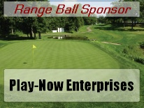 Range Ball Sponsor Putting Green