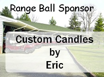 Range Ball Sponsor Golf Carts