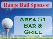Range Ball Sponsor Blue Sky