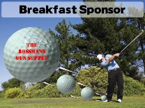 Breakfast Sponsor Golf Swing