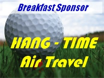 Breakfast Sponsor GolfBall
