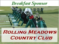 Breakfast Sponsor Driving Range
