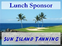 Lunch Sponsor Tropical Green