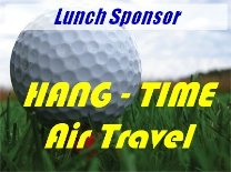 Lunch Sponsor GolfBall