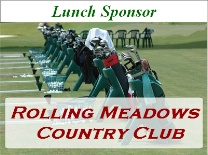 Lunch Sponsor Driving Range