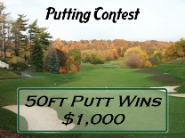 Putting Contest Green Fairway