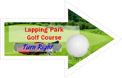 Step Stakes with Golf Golf Course Direction Arrow.jpg